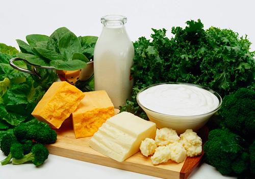 В каких продуктах содержится витамин D