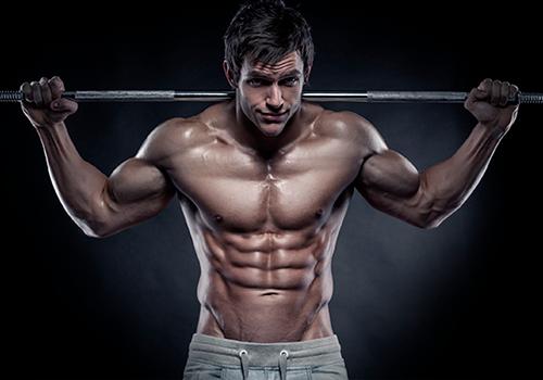 Рыбий жир для спортсменов, наращивающих мышечную массу