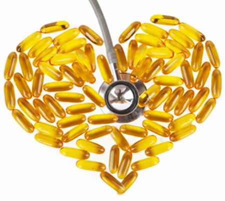Омега-3 и пониженный риск смертельных сердечных приступов