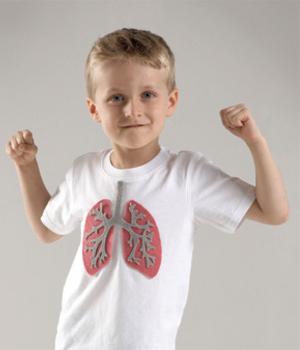 Омега-3 помогает избежать детской астмы